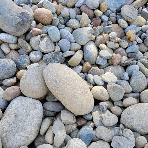 "2"" - 8"" River Rock"